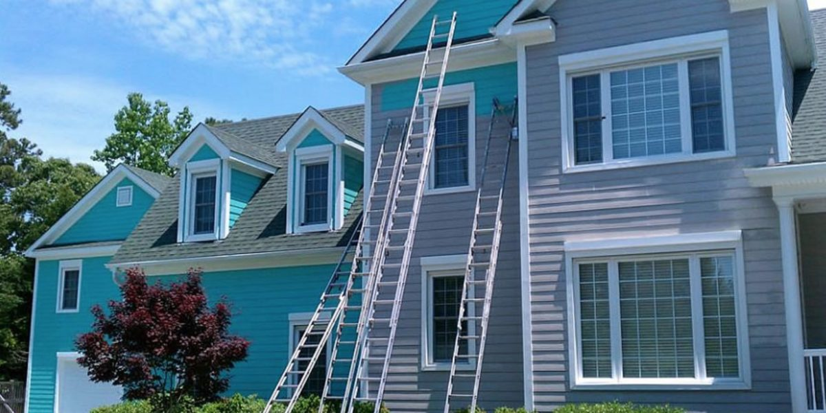 Photo of Exterior Painting to market Your House
