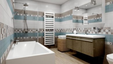 Photo of Spice Up Your Bathrooms With Wicker Furniture