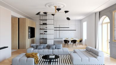 Photo of Modern Interior Decor Designs Are Wonderful Methods For Adding Style To Your House