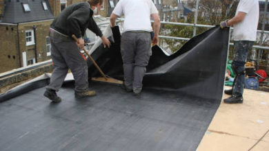 Photo of Self Installed Rubber Roofing – Proper Prepping is important