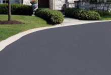 Photo of 3 Great Reasons Why You Should Install An Asphalt Driveway.